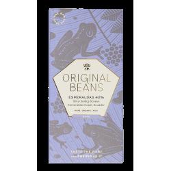 Esmeraldas Milk 42%, Esmeraldas Küste, Ecuador (EU bio)