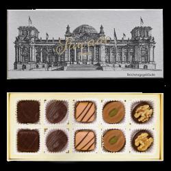 Sawade - Pralinenschachtel Berliner Reichstag, 110gr