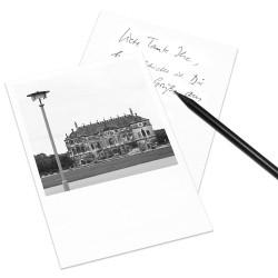 designersgroup - COGNOSCO Postkarte Dresden - Palais im Großen Garten