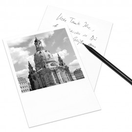 designersgroup - COGNOSCO Postkarte Dresden - Frauenkirche
