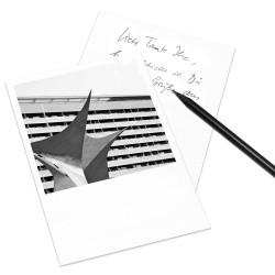 designersgroup - COGNOSCO Postkarte Dresden - Völkerverständigung