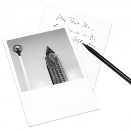 designersgroup - COGNOSCO Postkarte Frankfurt - Messeturm