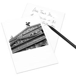 designersgroup - COGNOSCO Postkarte Frankfurt - Alte Oper