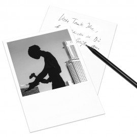 designersgroup - COGNOSCO Postkarte Frankfurt - Hammering Man