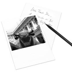 designersgroup - COGNOSCO Postkarte Frankfurt - Bulle und Bär