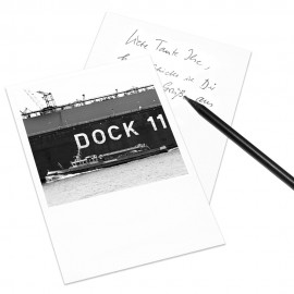 designersgroup - COGNOSCO Postkarte Hamburg - Dock 11