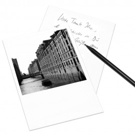designersgroup - COGNOSCO Postkarte Hamburg - Speicherstadt