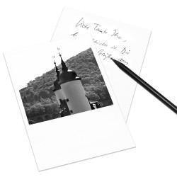 designersgroup - COGNOSCO Postkarte Heidelberg - Brückentor