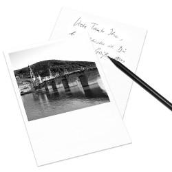 designersgroup - COGNOSCO Postkarte Heidelberg - Alte Brücke