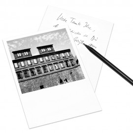 designersgroup - COGNOSCO Postkarte Heidelberg - Schloss