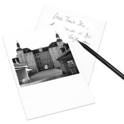 designersgroup - COGNOSCO Postkarte Heidelberg - Schwetzinger Schloss
