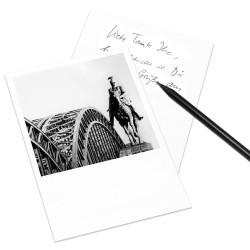 designersgroup - COGNOSCO Postkarte Köln - Hohenzollernbrücke
