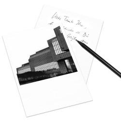 designersgroup - COGNOSCO Postkarte Köln - Museum Ludwig