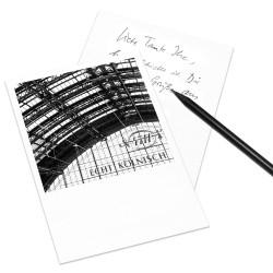 designersgroup - COGNOSCO Postkarte Köln - Hauptbahnhof