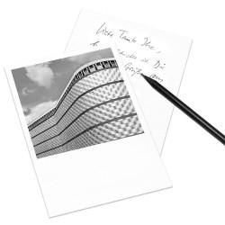 designersgroup - COGNOSCO Postkarte Leipzig - Blechbüchse
