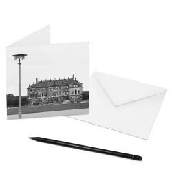 designersgroup - COGNOSCO Klappkarte Dresden - Palais im Großen Garten