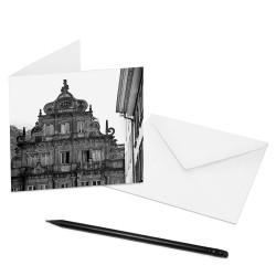 designersgroup - COGNOSCO Klappkarte Heidelberg - Hotel zum Ritter