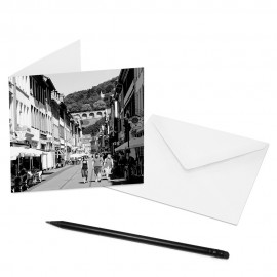 designersgroup - COGNOSCO Klappkarte Heidelberg - Hauptstrasse