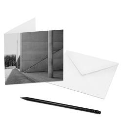 designersgroup - COGNOSCO Klappkarte München - Pinakothek der Moderne