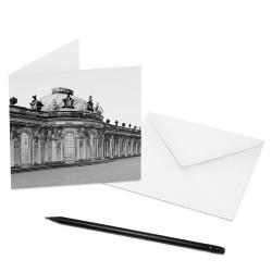 designersgroup - COGNOSCO Klappkarte Potsdam - Sanssouci
