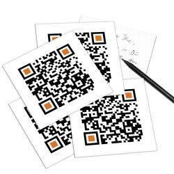 designersgroup - QRCP Postkarte QR-Code: HAPPY BIRTHDAY! (Alles Gute zum Geburtstag)