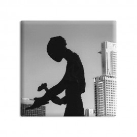 designersgroup - COGNOSCO Magnet Frankfurt - Hammering Man