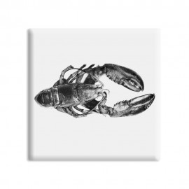 designersgroup - dg-selection Magnet Stilleben Fisch:  Hummer