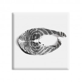 designersgroup - dg-selection Magnet Stilleben Fisch:  Lachs
