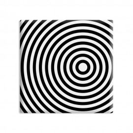 designersgroup - dg-selection Magnet Op-Art - Kreis 14a