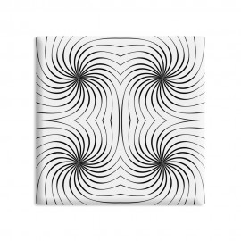designersgroup - dg-selection Magnet Op-Art - Kreis 15c