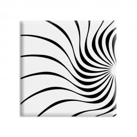 designersgroup - dg-selection Magnet Op-Art - Kreis 17a