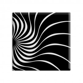 designersgroup - dg-selection Magnet Op-Art - Kreis 17b