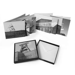 designersgroup - COGNOSCO Klappkarten-Box Essen/Ruhr. Set mit 8 Klappkarten in schöner Geschenkbox.