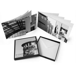 designersgroup - COGNOSCO Klappkarten-Box Köln. Set mit 8 Klappkarten in schöner Geschenkbox.