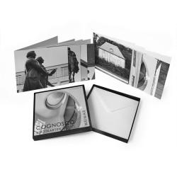 designersgroup - COGNOSCO Klappkarten-Box Weimar. Set mit 8 Klappkarten und Briefumschlägen in schöner Geschenkbox.