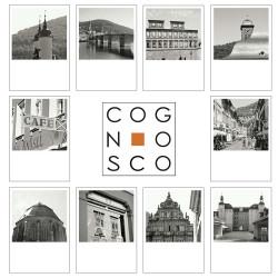 designersgroup - COGNOSCO Postkarten-Set Heidelberg - 10 Stadt-Postkarten
