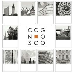 designersgroup - COGNOSCO Postkarten-Set Leipzig - 10 Stadt-Postkarten