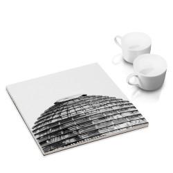 designersgroup - COGNOSCO Untersetzer: Reichstagskuppel, Berlin