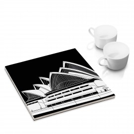 designersgroup - COGNOSCO Untersetzer: Sydney, Opera House