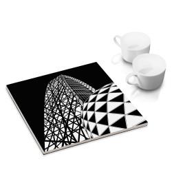 designersgroup - COGNOSCO Untersetzer: Tokyo, Cocoon Tower