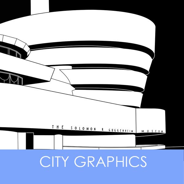 designersgroup präsentiert Stadtgrafiken