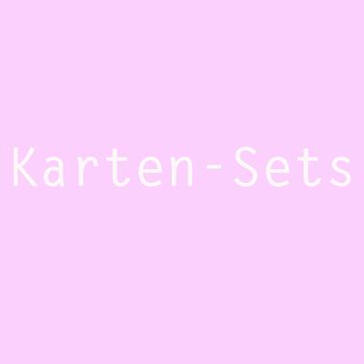 designersgroup - Karten-Sets