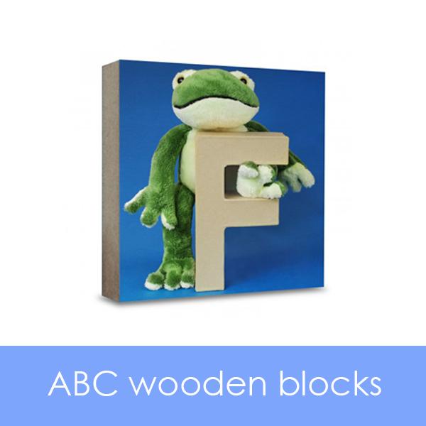 designersgroup - ABC wooden blocks