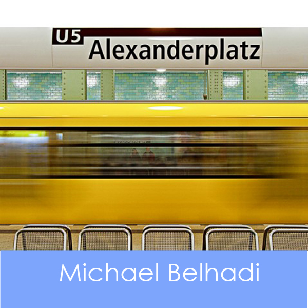 designersgroup presents Michael Belhadi