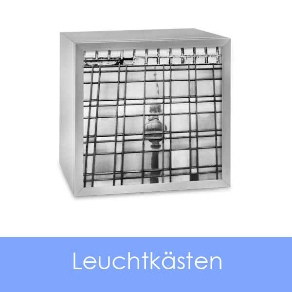 designersgroup - Leuchtkästen