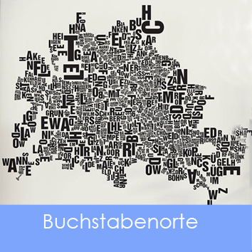 designersgroup presents Buchstabenorte