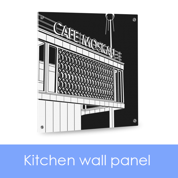 designersgroup - Kitchen Wall Panel