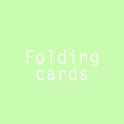 designersgroup - Folding-cards