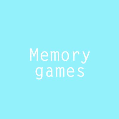 designersgroup - Memory Games