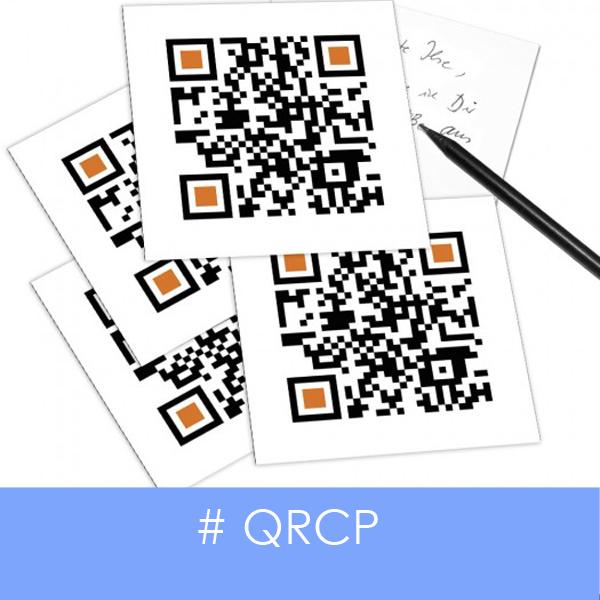 designersgroup presents QRCP